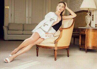 MARGOT ROBBIE Hollywood Celebrity Poster TV Movie Poster 24 in by 36 in 3