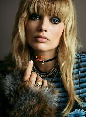 MARGOT ROBBIE Hollywood Celebrity Poster TV Movie Poster 24 in by 36 in 7