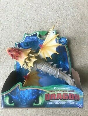 How to Train Your Dragon Screaming Death Action Figure (BRAND NEW+SEALED)