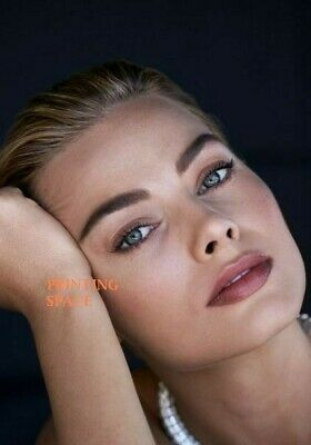 MARGOT ROBBIE Hollywood Celebrity Poster TV Movie Poster 24 in by 36 in 12