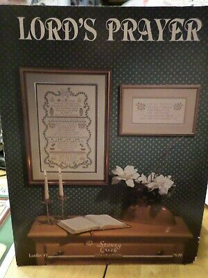 Stoney Creek Collection - Lord's Prayer - Leaflet #7 - Instructions - Embroidery