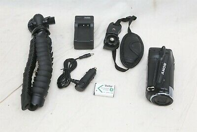 Sony HDR-CX405 1080p Full HD 60x Zoom Digital Camcorder Kit