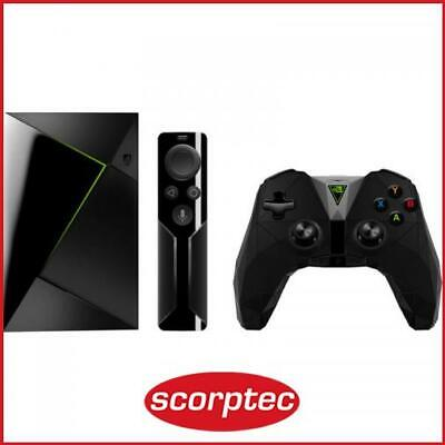 NVIDIA Shield TV Streaming Media Player with Game Controller