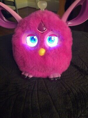 Hasbro Bluetooth Furby Connect 2016 Pink/Purple~Works Great!