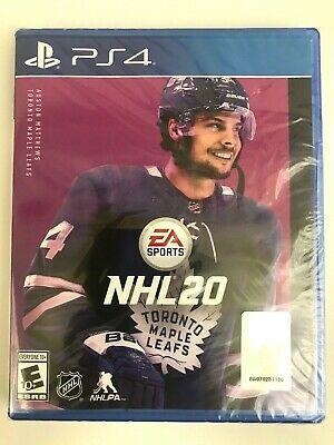 NHL 20 (Playstation 4 PS4) Brand New - Factory Sealed