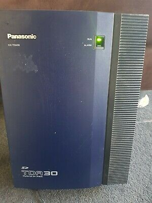Panasonic TDA30 PBX  with Cards - Main Unit Only