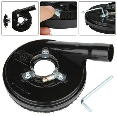 """Dust Guard Dust Cutting Shroud Hood Cover For 5"""" Dia Angle Grinder Saw Blades"""