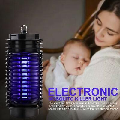 Electronic UV Insect Killer Mosquito Fly Pest Bug Zapper Catcher Trap Lamps