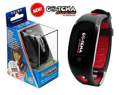 Datel Gotcha GO-TCHA Evolve for Pokemon Go Auto Catch Red New 2019 Edition