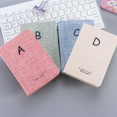 Notebook Blank Page Painting Paper Book Journal Diary Notepad Memo Pad ONE