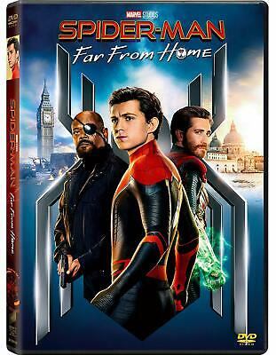 Spider-Man: Far From Home (2019) DVD NUOVO SIGILLATO