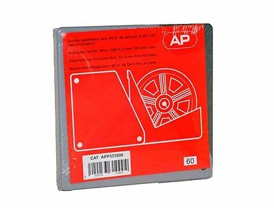 AP Automatic Cine Reel for 200ft (60M) 8mm Film with Case