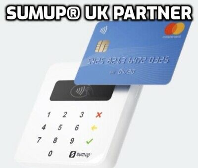 *Cheapest* SumUp Air Card Reader BNIB - Free Step By Step Set Up Guide Included