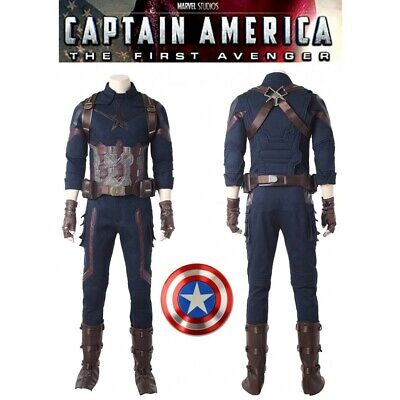 Costume Capitan America Cosplay