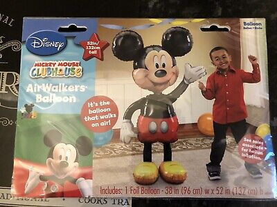 Giant Mickey Mouse Foil Ballon *AirWalker Balloon*