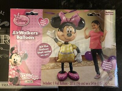 Giant Minnie Mouse Foil Ballon