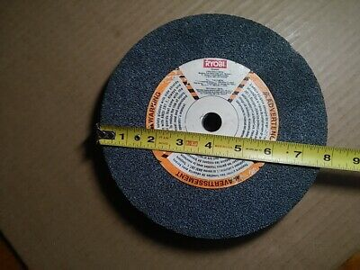 8 inch 36 Grit Grinding Bench Grinder Disc Wheel Tool  Coarse