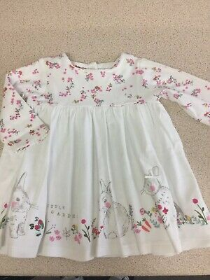 Baby Girls Dress MOTHERCARE 3-6 Months 100% Cotton