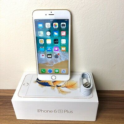 Apple iPhone 6s Plus - 16GB - Gold (Unlocked) A1687 - Small Faults