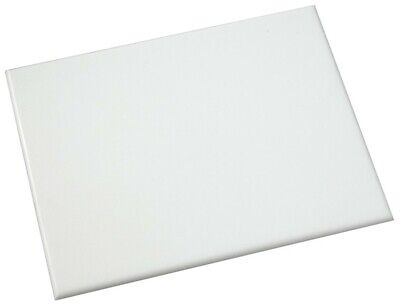 Vance Professional Grade 15 X 12 inch X 1/2 inch thick HDPE Poly Cutting Board