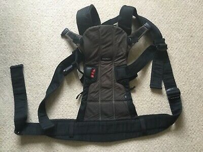Baby Bjorn carrier one black