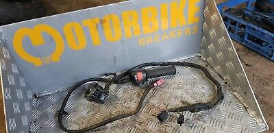 1995 Honda CBR600F F3 Right & Left Side Switchgear #K57