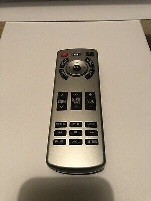 2015 2016 2017 Toyota Sienna Rear Seat Entertainment Remote Control 86170-45030