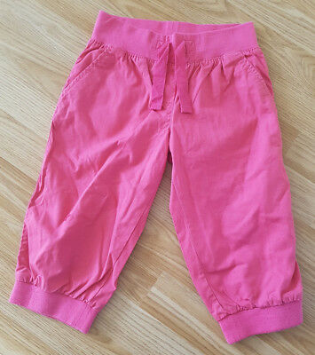 Next pink trousers for girl 8 years