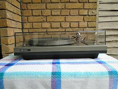 GARRARD DD130-1 - Manual Turntable - Direct Drive Collection or Post - London N4