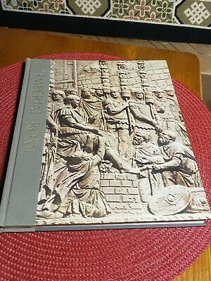 Imperial Rome Time Life Great Ages of Man Series Hardcover Illustrated 1965