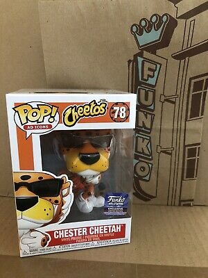 Funko Pop Ad Icons Chester Cheetah #78 Hollywood HQ Grand Opening Exclusive