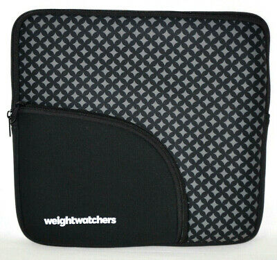 Weight Watchers Organizer Case Bag Points Counter Holder Only Pouch Neoprene Blk