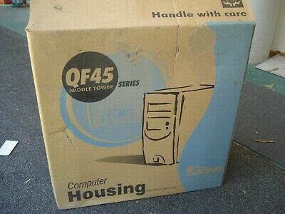 Qf45A-p4 300w computer case middle tower Brand new in box
