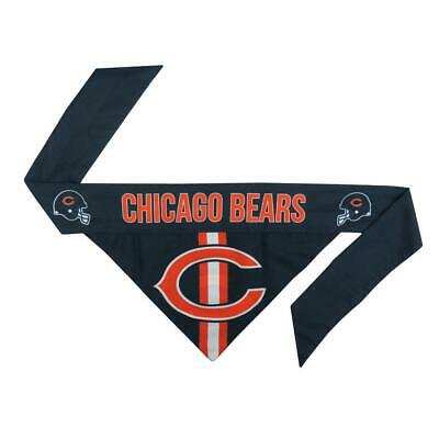 Chicago Bears Extra Large Pet Bandanna [NEW] NFL Dog Puppy Collar Clothes