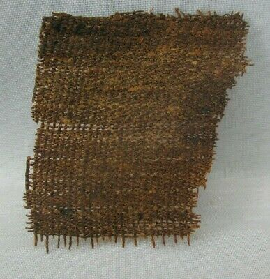 Mummy Cloth Wrapping Fragment Ancient Egyptian 850-825 BC