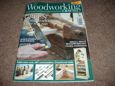 Woodworking Crafts - Magazine