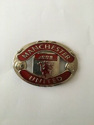 Manchester United Belt Buckle