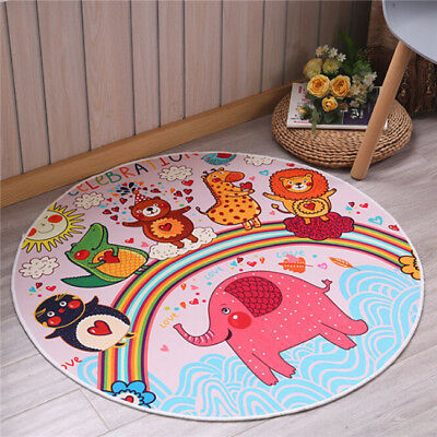 Baby Game Play Crawling Mat Children Rug Carpet Blanket Bedroom Nursing one