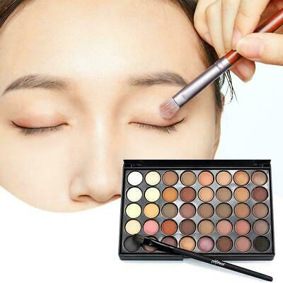 POPFEEL Eyeshadow Palette Makeup Eye Shadow Shimmer 40 Colors Matte Cosmetic