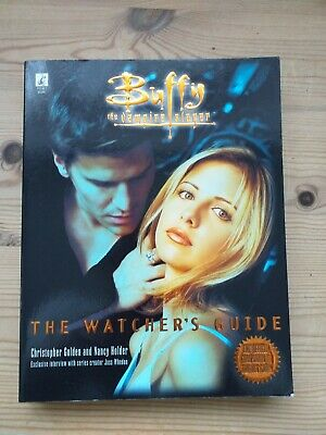 Buffy the Vampire Slayer- The Watcher's Guide