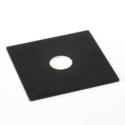GENUINE Sinar 4x5 Copal 0 Lens Boards - Panels
