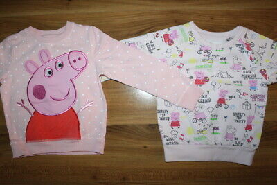 NEXT Mothercare girls Peppa Pig bunde 3-4 years *I'll combine postage*(9)