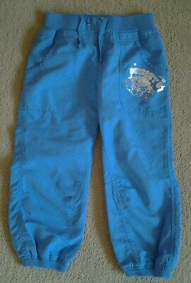Bnwt Yd Blue Casual Trousers Age 10-11 Years