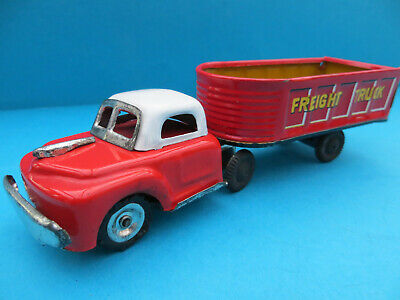 Freight Truck made in Japan, Sample of The Tosho Co.,Tokiyo, Verkaufsmuster