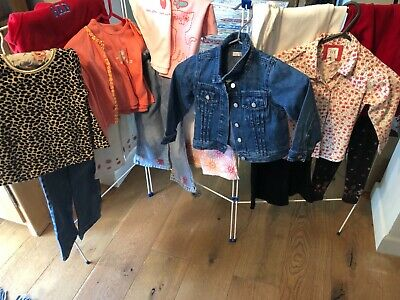 Selection of girls outfits 3 year olds, still in good condition