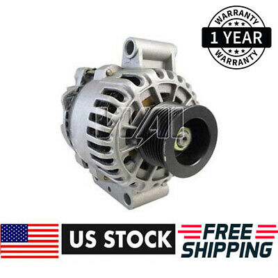 New Alternator 7796 For 1999 2000 2001 FORD F150 F250 F350 F450 PICKUP 7.3L