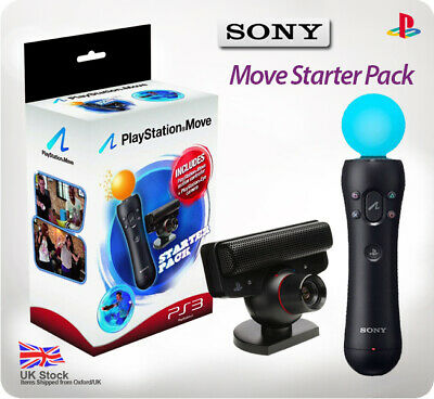 PlayStation 3: Move Starter Pack/Bundle - Boxed *in Excellent Condition*