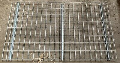 "36"" Deep Wire Mesh Deck Panels for Pallet Rack"