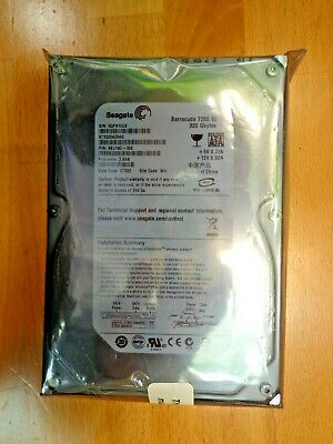 "Seagate Barracuda 320GB Internal 7200RPM 3.5"" (ST3320620AS) SATA HDD, NEW"