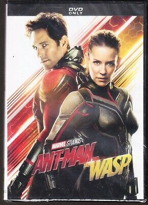 Ant-Man and The Wasp (DVD, 2018) Brand New